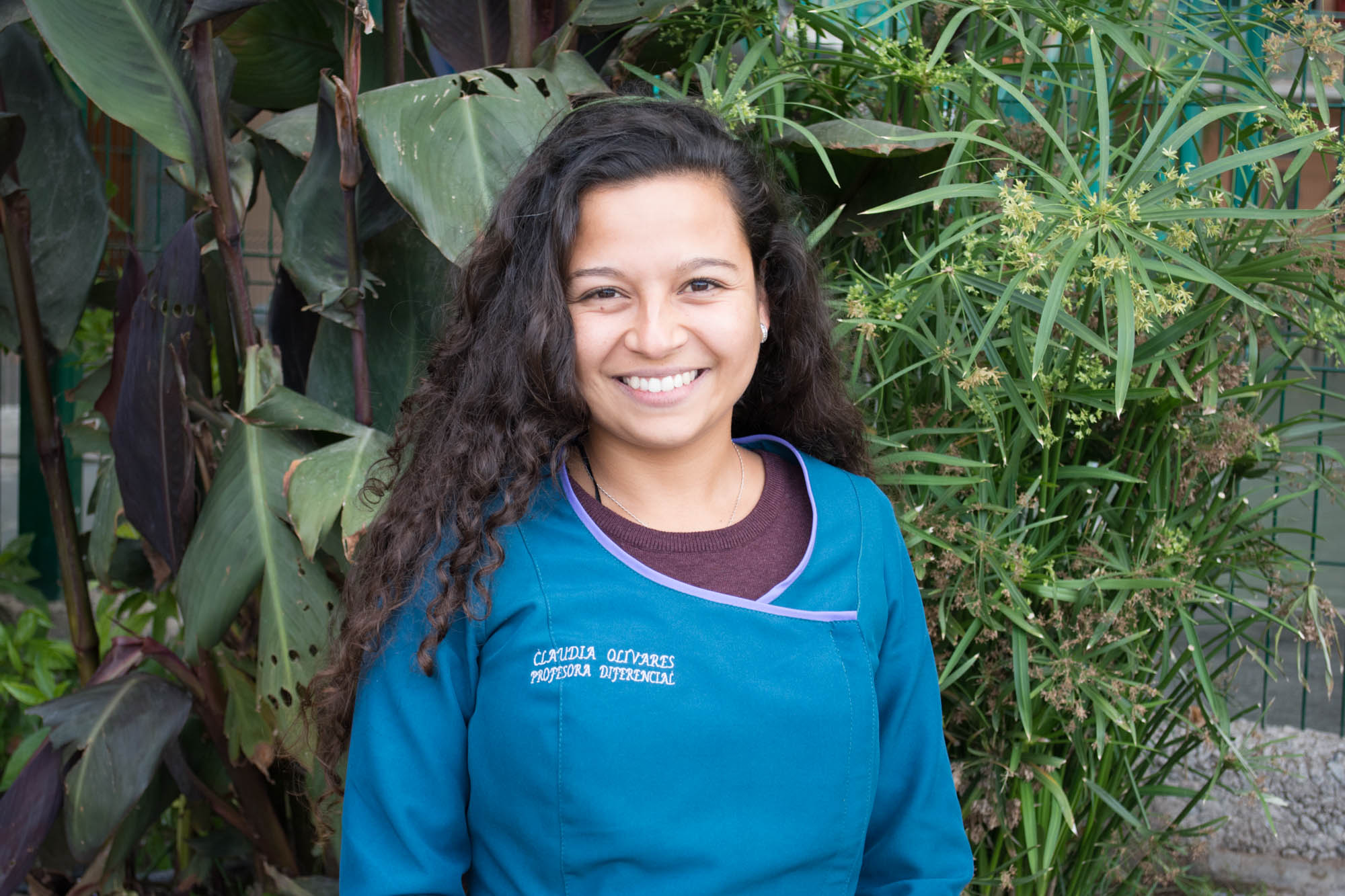 Claudia Olivares Godoy, Educadora Diferencial, Coordinadora Media