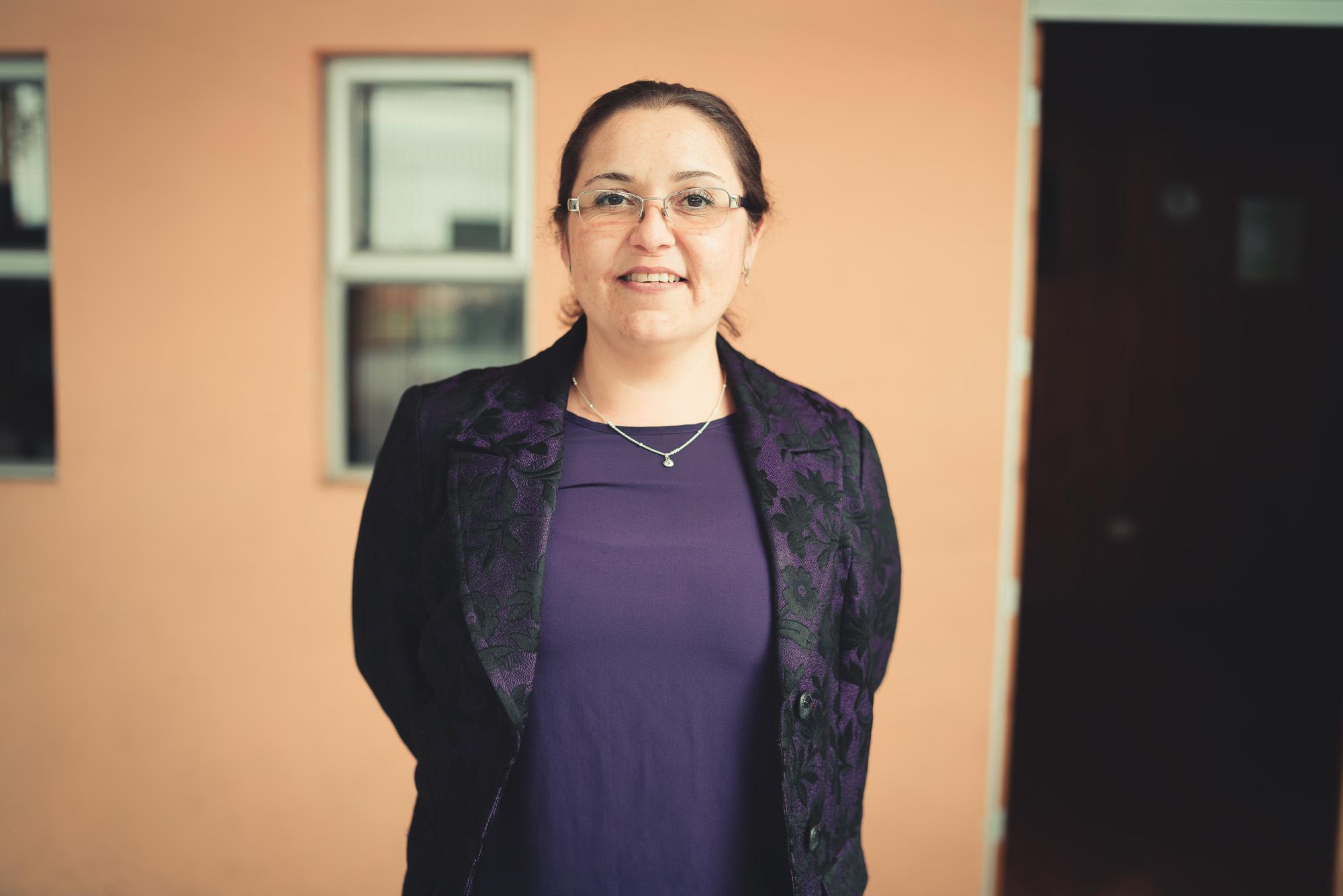 Sra. Claudia Toledo Arqueros - Orientadora