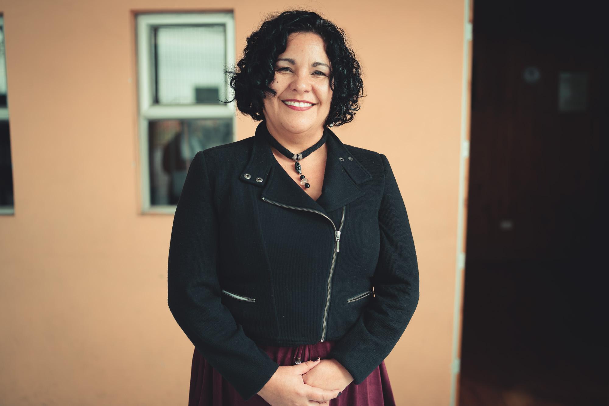 Sra. Claudia Rosa Rosas - Jefa de la Unidad Técnico Pedagógica