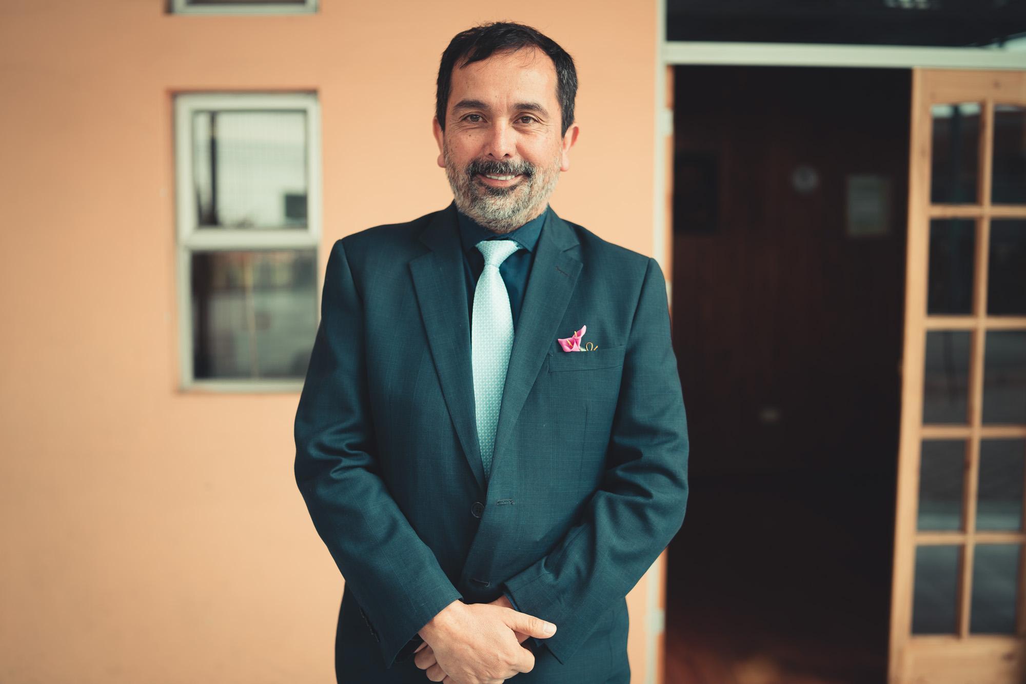 Sr.Pedro Spencer Lara - Sostenedor