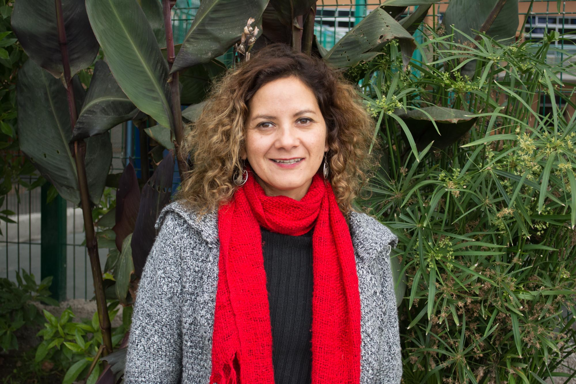 Jeanina Pasten, Psicóloga