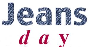 Jeans Day Viernes 24 de Mayo