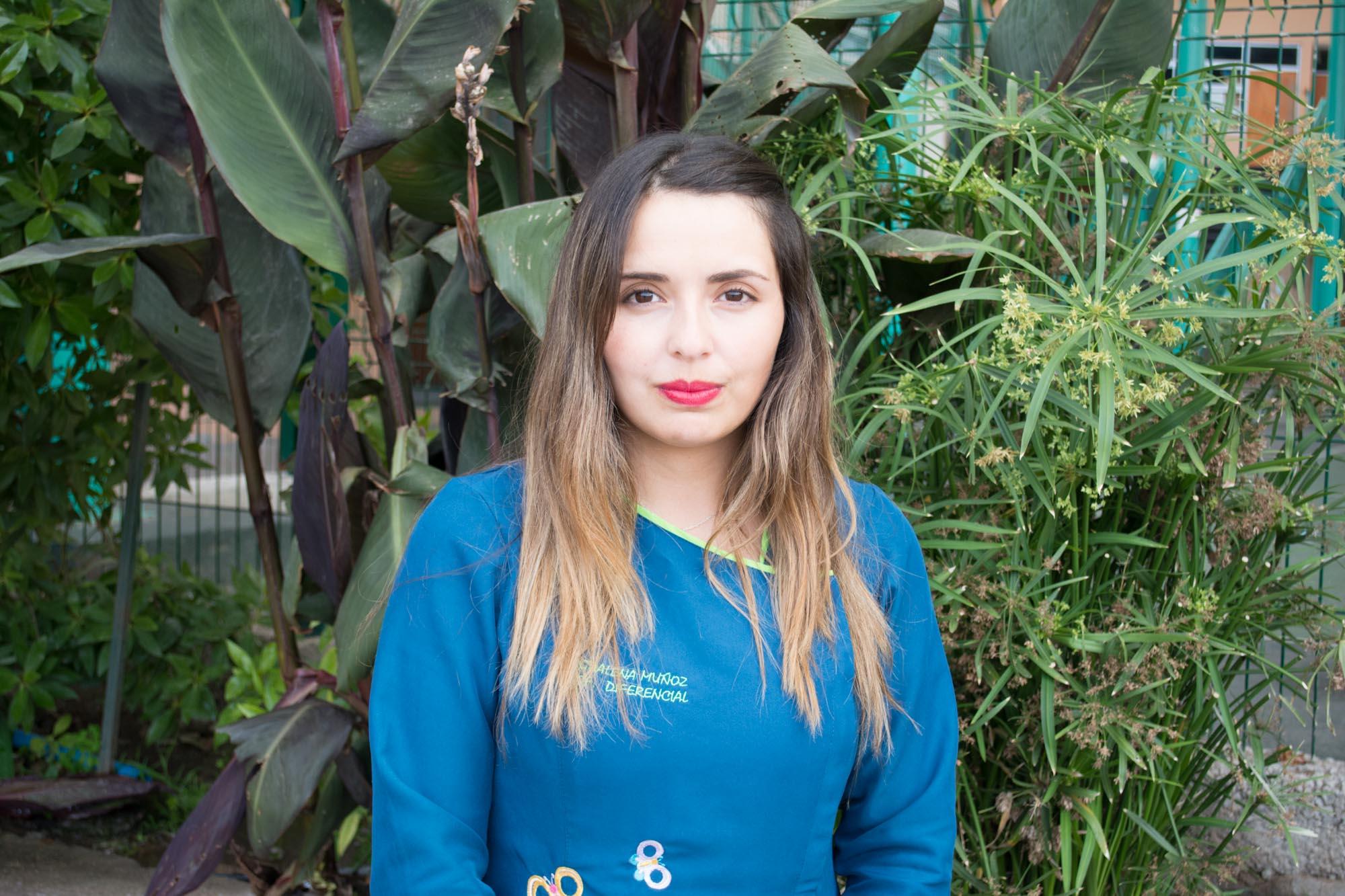 Magdalena Muñoz Paz, Educ. Diferencial