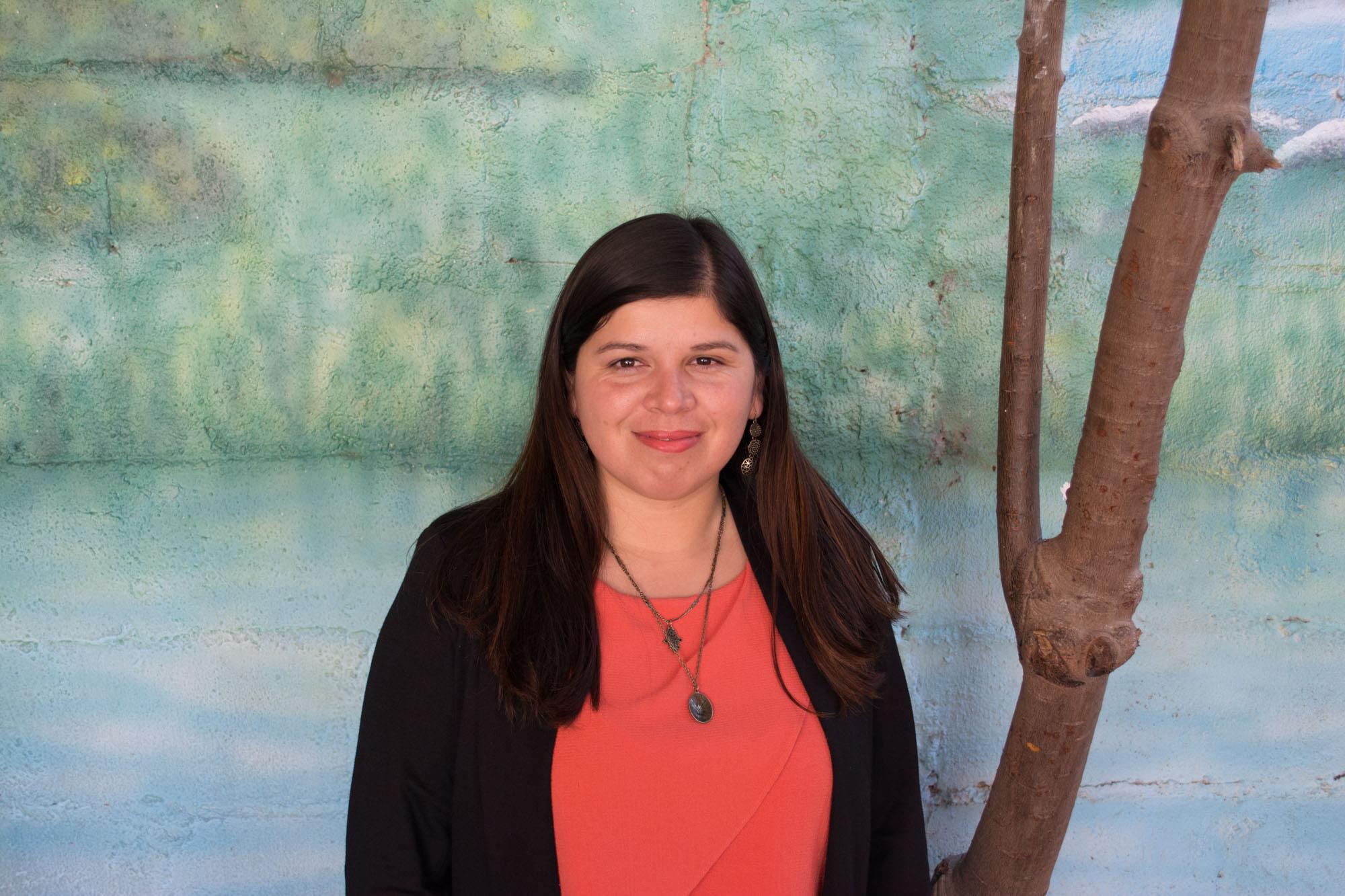 Maria Trinidad Pereira Ossandón, FonoAudióloga