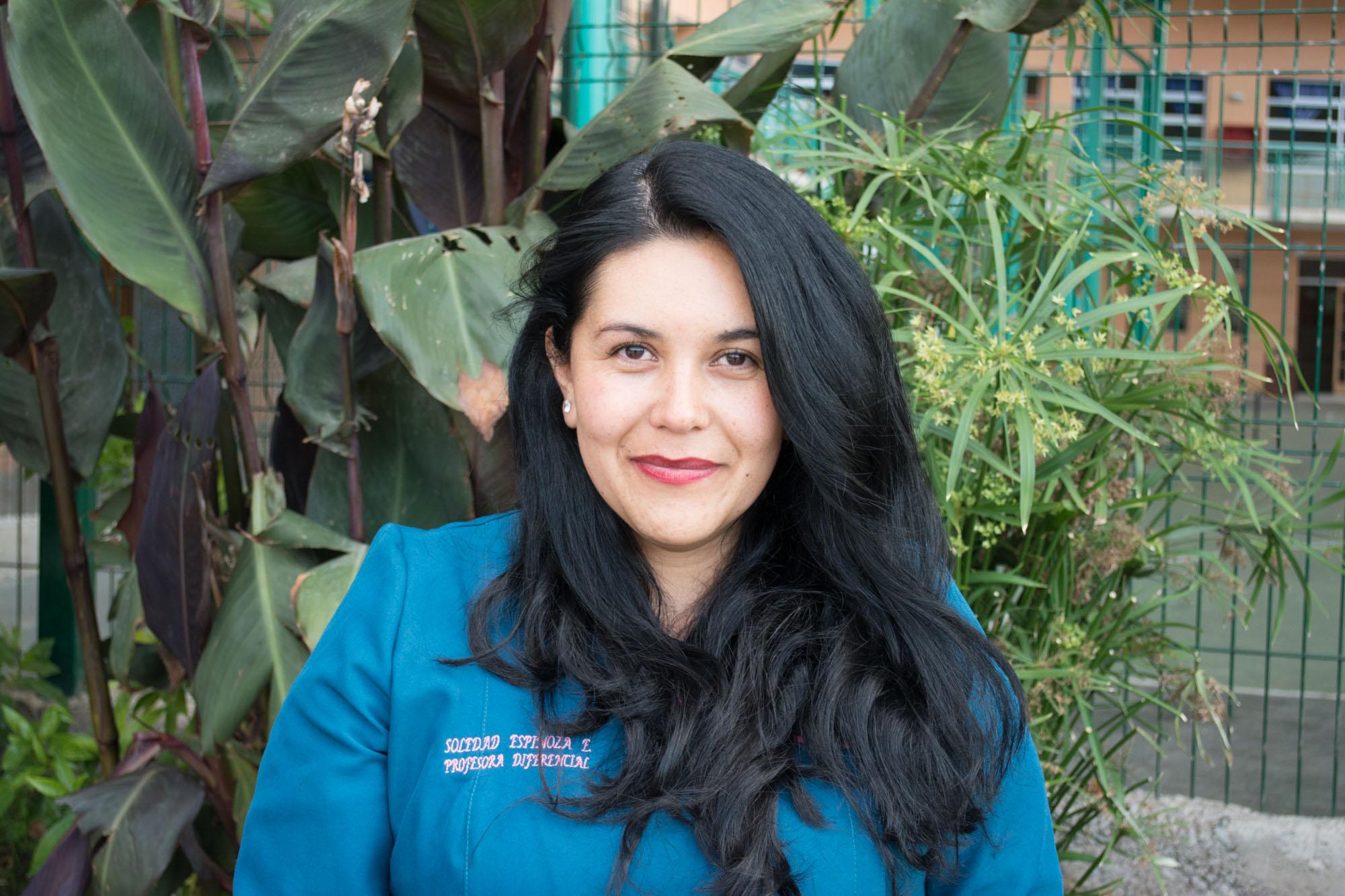 Soledad Espinoza, Educ. Diferencial